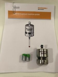 Renishaw Omp40 2 Machine Tool Probe Fully Tested And Guaranteed