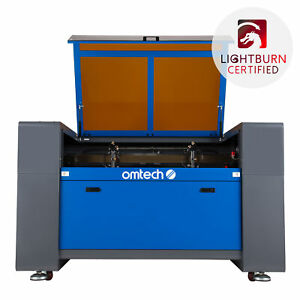 80w Co2 Laser Cutter Engraver Engraving Machine Laser Tube Water Pump