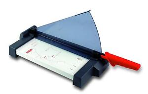 Hsm G3210 Guillotine Paper Cutter 12 8 Cutting Length 10 Sheets
