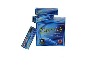 Flexirich Light Pink Material For Flexible Partial Dentures 15pcs box fresh