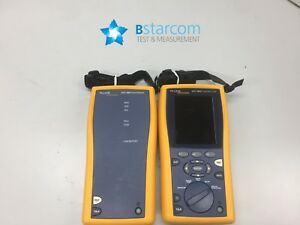 fluke Dtx1800 Cable Analyzer