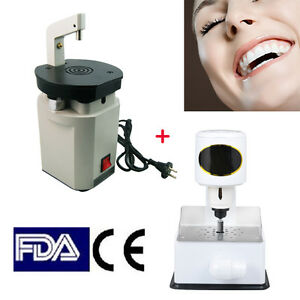Fda Dental Lab Laser Pindex Drill Pin System Grind Inner Arch Trimmer Machine