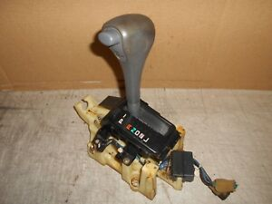 1996 Toyota Camry Factory Automatic Shifter Assembly Automatic Floor Shifter