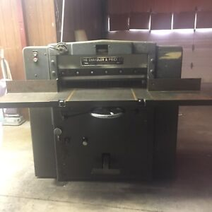 32 Hydraulic Commercial Paper Cutter