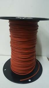Silicone O ring Cord 500 70 Duro 1 2 Thick 50 Ft Roll Free Shipping