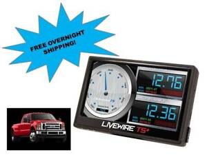 Sct Livewire Ts 5015 Tuner Programmer For 2008 2010 Ford Powerstroke 6 4 F 250