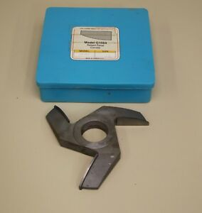Grizzly Shaper Cutter G1564 Carbide 1 1 4 Bore Raised Panel Convex