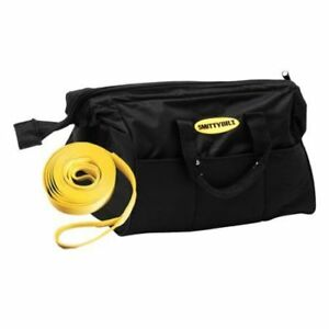 Smittybilt Tow Strap Kit With Gear Bag 1010