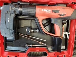 Hilti 370448 Powder actuated Tool Dx 460 mx 72 Direct Fastening