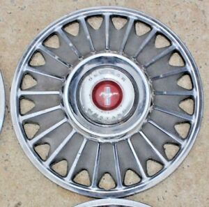 Vintage 1967 1968 Ford Mustang Hub Cap 14 Wheel Cover Classic