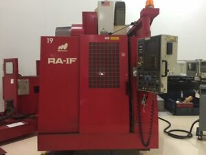 Used Matsuura Ra 1f Cnc Vertical Machining Center Mill W Auto Pallet Changer 93