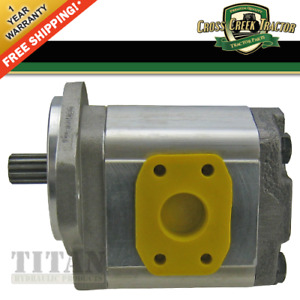 D1nn600b New Hydraulic Pump Ford 4500 535 550