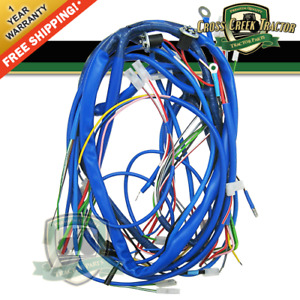 C9nn14a103b New Front Wiring Harness Ford 2600 3600 4600su 231 335 531 445