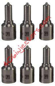 5 9 Cummins 60 Injector Nozzles For 2004 5 2007 With Nozzle Tool