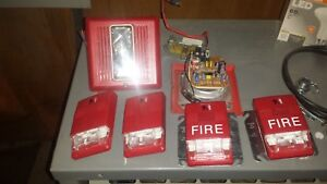 Fire Alarm Horns And Chime Edwards