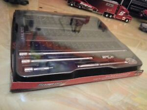 Snap On 1 4 Drive Metric General Service Set