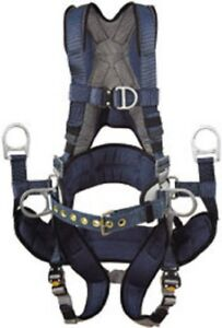 Dbi Sala Exofit Fall Protection Harness Tower Climbing Vest Style Size Xs G 5