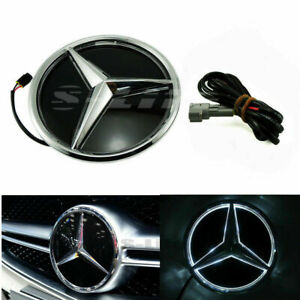 Mercedes Benz 2011 2017 Front Grille Star Led Illuminated Emblem