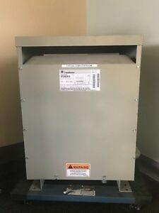 General Electric 3 Phase Dry Transformer 45kva