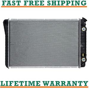 Radiator For 82 92 Chevy Camaro Pontiac Firebird L4 V6 V8 Direct Fit