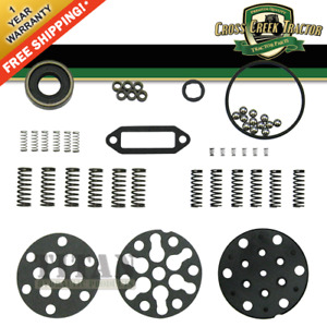 Ccpn600ab New Hydraulic Pump Rebuild Kit For Ford Naa 500 600 700 800 900