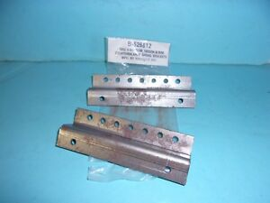1932 1933 1934 Ford Coupe Roadster Cabriolet Rumble Trip Spring Brackets 1939