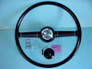 1940 Ford Deluxe Sterring Wheel Horn Button Fits Gm Columns