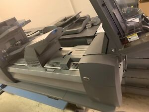 Pitney Bowes Di950 High Capacity Mail Inserter Folder Sealer With Table