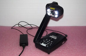 Avermedia Avervision300af Document Camera With Adapter