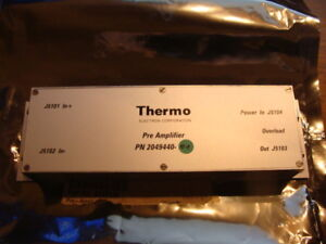 Thermo Electron Corporation Finnigan 204944004 Pre Amplifier Ultra