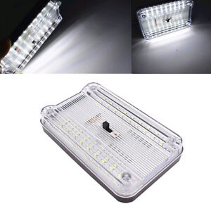 Universal Car Auto Interior Dome Roof Ceiling Reading Trunk Light Lamp 36 Led