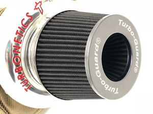 Turbo Guard Cone Filter For 4 Inlet Turbocharger Or Supercharger