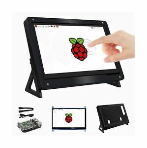 For Raspberry Pi 7 Inch Touchscreen Lcd Hdmi Input Display With 7 Screen Ca