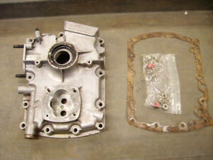 Porsche 356 Engine Case Third Piece Timing Cover P 715608 Nice Condition