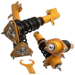 Coilovers Suspension Kit For Scion Tc 05 10 Adjustable Height Shock Absorbers