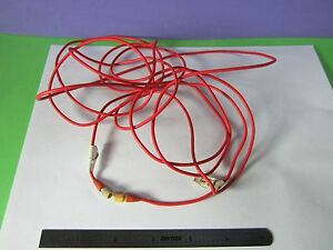 Used Endevco 3060a Cable 500f For Accelerometer Calibration Vibration Bin 34 18