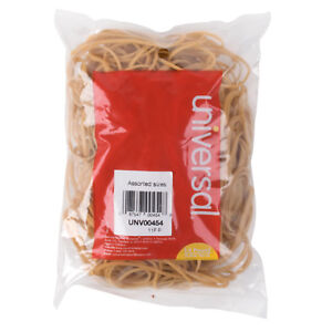 Universal Rubber Bands Various assorted Sizes 1 4lb 54 free Shipping