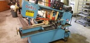Doall C916 a Automatic Bandsaw