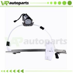 For 2002 2006 Jeep Liberty 3 7l Power Window Regulator Front Right With Motor