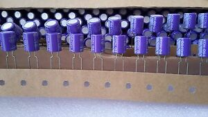 1000 X Oscon Sanyo Capacitors Os con 68uf 16v 105 c Original Box