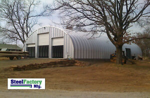Steel Factory S30x50x14 Metal Storage Building Pole Barn Alternative Prefab Kit
