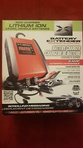 Schumacher Sp6 Battery Charger Extender Lithium Battery Charger Maintainer