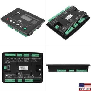 Dse7320 Manual auto Electronic Controller Control Panel For Diesel Generator