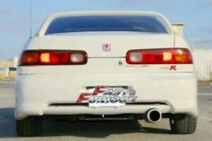 For Acura 98 01 Integra Dc2 Type r Rear Bumpers Lip Valences Canards Splitters