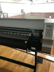 Mimaki Jv33 160 Wide Format Solvent Printer roland hp mutoh Alternative