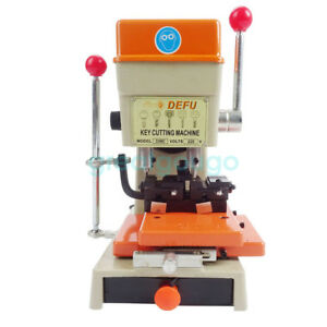 339c Laser Copy Duplicating Machine With Full Set Cutters F Locksmith Tools