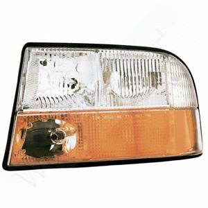 For Gmc 1998 2001 S15 Jimmy Light Head Driver Side Lamp Light Replacing