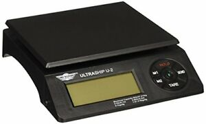 Ultraship Electronic Digital Shipping Postal Scale Black New