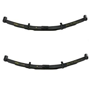 Arb Old Man Emu Front Leaf Springs Pair 1 25 Lift For Suzuki Samurai cs012fb