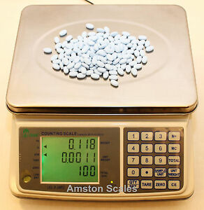 31 Off Refurbished used Counting Parts Coin Scale 3 X 0001 Lb 1 5 Kg X 0 05 G